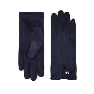 Handschoenen in het blauw