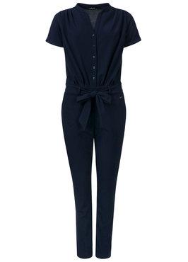 Dayz Diza - Blauw jumpsuit