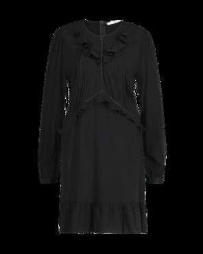 Aaiko Tailise Vis 518 Dress Black
