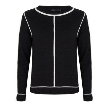Donna Dura Pullover Katie ST12-30 Black