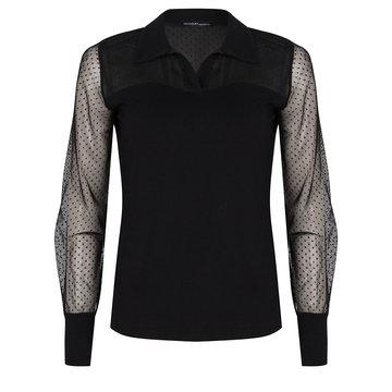 Donna Dura T-Shirt Adriana CM12-59 Black