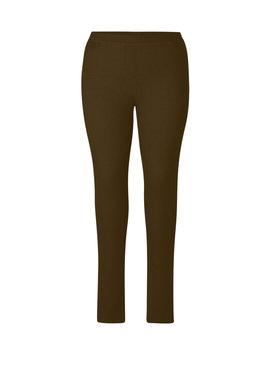 Yest Ornika Dark Brown basic legging