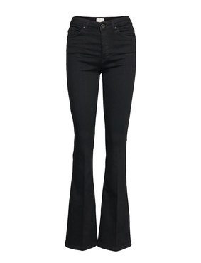 Fiveunits Flared Naomi Jeans 241 Black Auto
