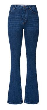 Fiveunits Flared Naomi Jeans 241 Illusion Blue Auto