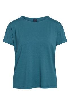 One two luxzuz Karin t-shirt Pepper green