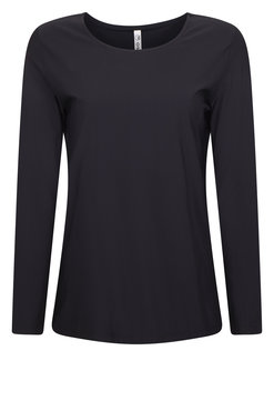 Zoso Nancy Basic travel top navy