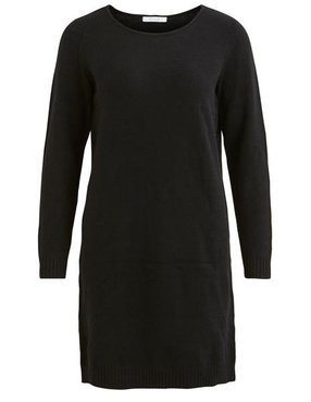 Vila Viril L/S Knit Dress Zwart