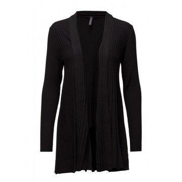 Freequent Claudisse-L-Car vest zwart