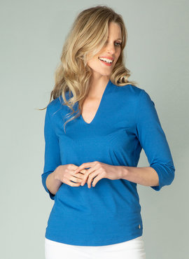 Yest Top Guido Bright Blue
