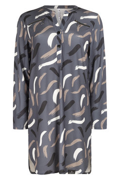 Zoso  Dreams Splendout printed tunic