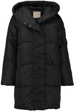 Freequent Dicco-ja winterjas Zwart