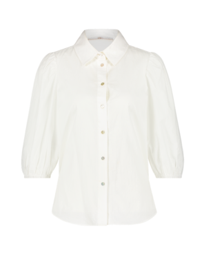 Aaiko Pien co Les Blancs blouse