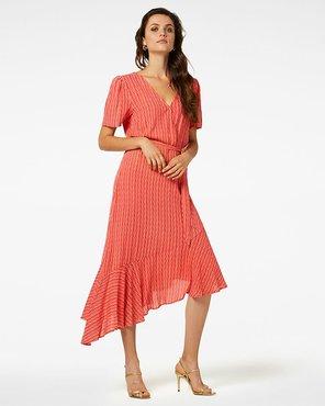 Freebird Midi dress long sleeve VIS-01  TANIKA