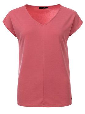Dayz Aretha cupro v-hals met kapmouw Soft Pink