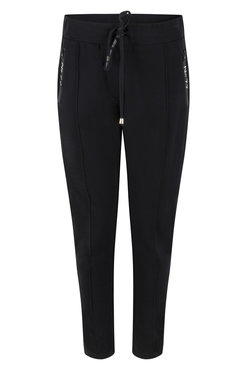 Zoso Hope Sweat pant with techzippers Navy