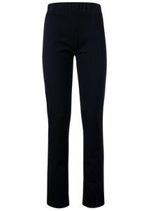 Dayz Wiske - Zwarte broek met een smalle pijp