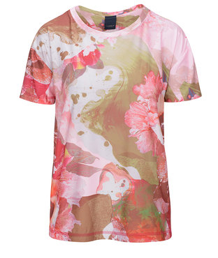 One two luxzuz Carin t-shirt Strawberry Ice
