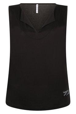 Zoso Bianca Black Luxury top