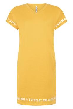Zoso Vera Summergold Sporty dress with print