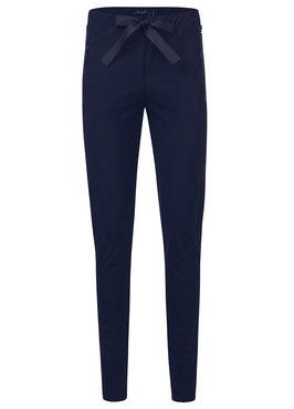 Dayz Edrea - Blauwe travel broek met een santijnen