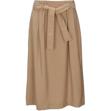 One Two Luxzuz Nakitio Skirt Camel