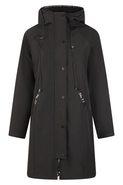 Zoso Outdoor Softshell outdoor coat black