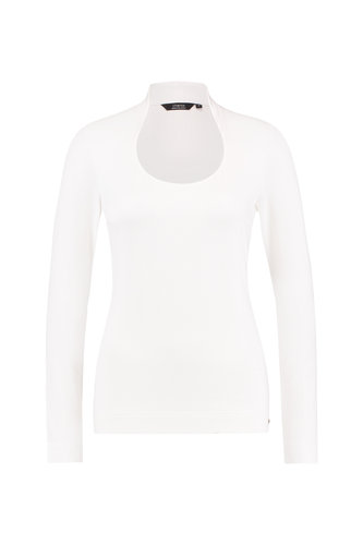 Chiarico Top Angeline Offwhite