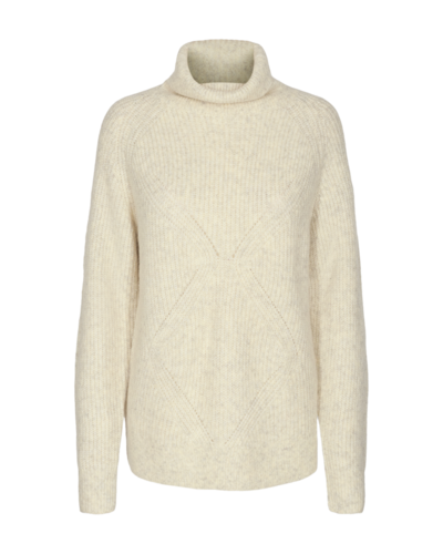 Freequent Esther-pu-roll Offwhite Melange