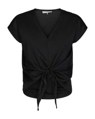 FREEQUENT FQBOW-TEE Black